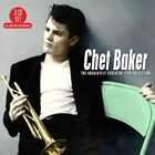 The Absolutely Essential 3 CD Collection by Chet Baker (Trumpet/Vocals/Composer) (CD, Apr-2016, 3 Discs, Big 3)