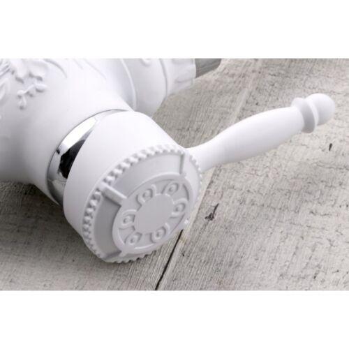 Küchenarmatur Retro Wasserhahn Spültisch Armatur Weiss Neu