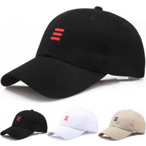Men-039-s-Women-Baseball-Cap-Snapback-Hat-Hip-Hop-Adjustable-Bboy-Sports-Caps-Unisex