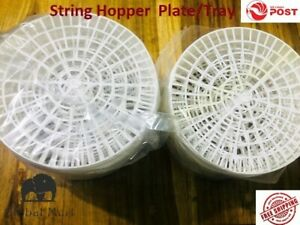 Idiyappam Tray Plastic 12 x String Hopper
