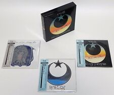 WALLY, THREE MAN ARMY / JAPAN Mini LP SHM-CD x 3 titles + PROMO BOX Set!!