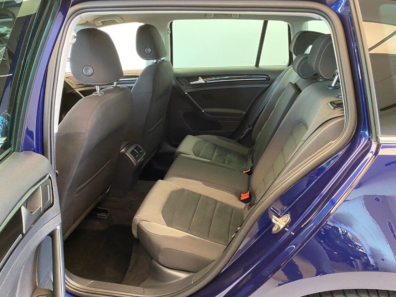Billede af VW Golf VII 2,0 TDi 150 Highline Variant DSG