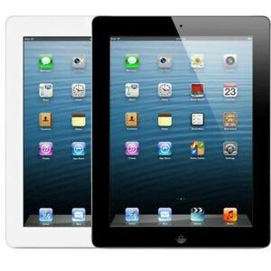 Apple iPad 4 A1458 A1459 A1460 16GB 32GB 64GB 128GB AT&T Verizon Sprint Cellular