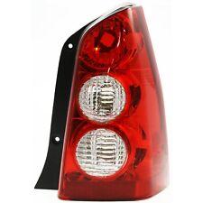 Tail Light For 2005 2006 Mazda Tribute Passenger Side