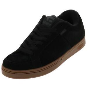 Chaussures skateboard Etnies Kingpin black gomme Noir 43282 - Neuf