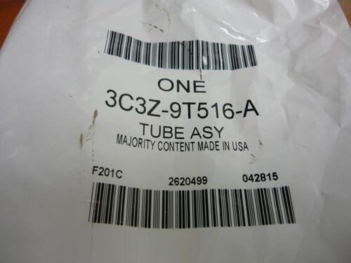 FORD OEM 03-07 F-250 Super Duty 6.0L Turbocharger Turbo-Oil Feed Tube 3C3Z9T516A