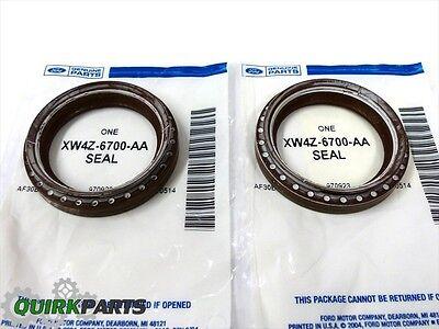 OEM NEW Ford 5.4L 4.6L 3V Front Crankshaft Oil Seal Crank Timing Cover Ring