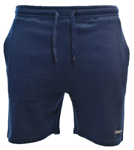 Lambretta Shorts Cotton Gym Lounge Casual Lightweight Polaire Trunk Mens UK m-4xl