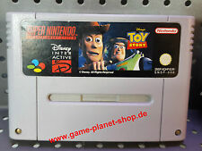 Disneys Toy Story  Super Nintendo SNES Modul Sammlung