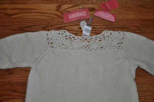 NWT GYMBOREE La Belle Epoque Holiday Sequin Sweater 4