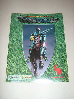 Chivalry & Sorcery GM's Shield (New)