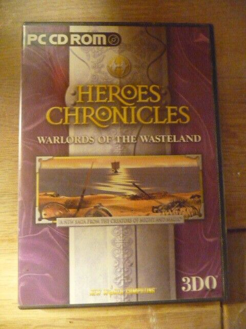 Heroes Chronicles Warlords Of The Wasteland, anden genre