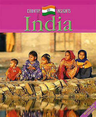 1 of 1 - Cumming, David, India (Country Insights), Very Good Book