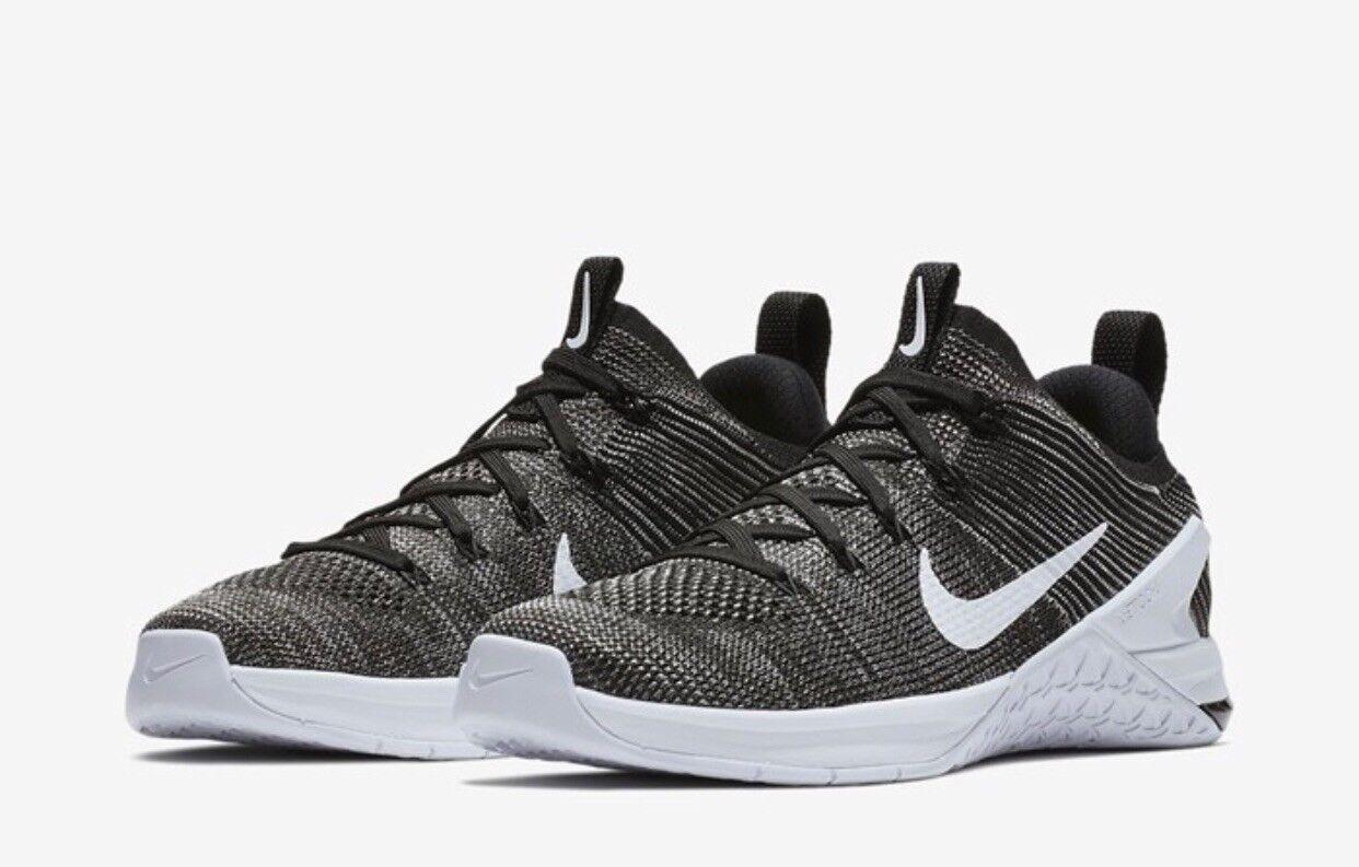 Nike metcon dsx bianco flyknit 2 nero / bianco dsx crossfit donne eda28b