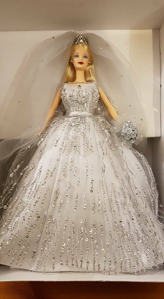 BARBIE MILLENNIUM BRIDE LIMITED EDITION