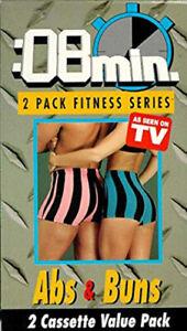 8-Minutos-ABS-Sellado-con-8-Minutos-Bollos-Abierta-VHS-Jaime-Brenkus