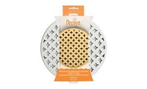 Decora-Griglia-tagliapasta-per-crostata-ARABESQUE-30-cm-SPEDIZIONI-VELOCI