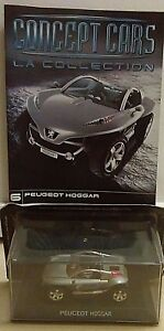 Peugeot-HOGGAR-Concept-Car-1-43e-NOREV-NEUF-SOUS-BOITE