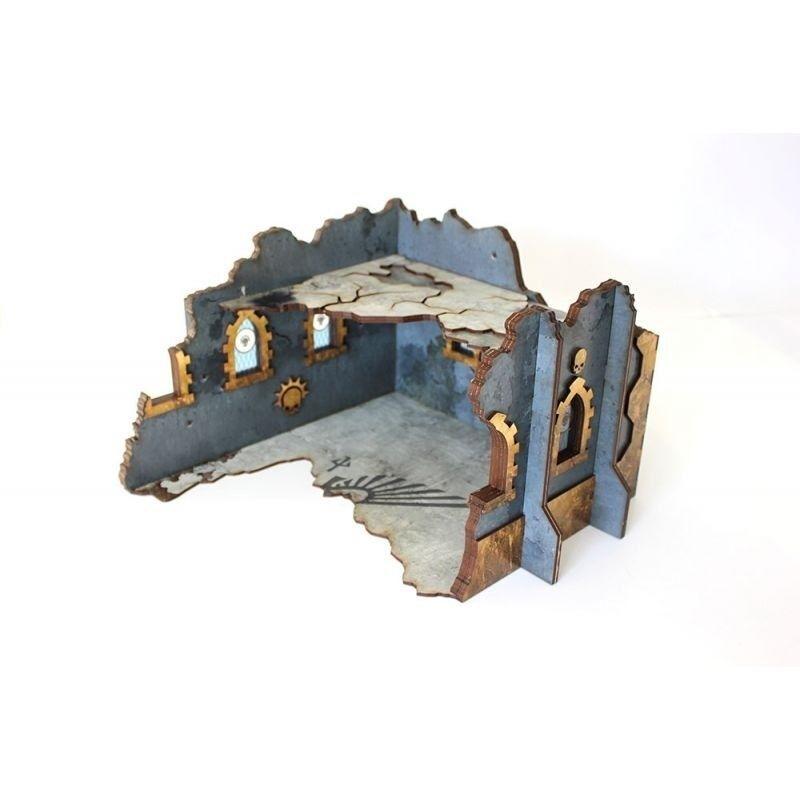 Ruined Fortress Bandua Wargames Warhammer 40,000 Brand New