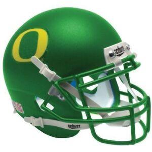 c47bdb4ecef OREGON DUCKS NCAA Schutt AiR XP Full Size AUTHENTIC Football Helmet ...