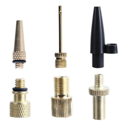 Air Inflating Pump Needle Set Outdoor Nozzle Adapter Multifunction Manual Hand