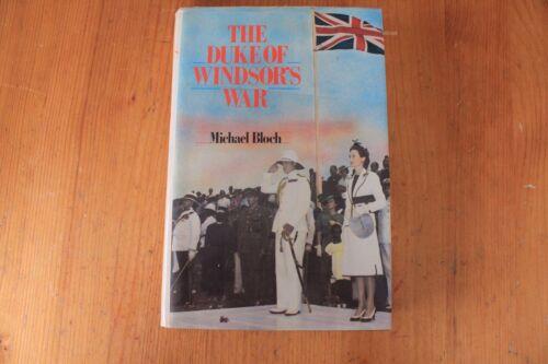 1 of 1 - Duke of Windsor's War by Michael Bloch (Hardback, 1982)