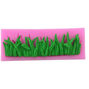 3D-Grass-Shaped-Silicone-Fondant-Mold-Cake-Chocolate-Sugarcraft-Cutter-Mould-YJ