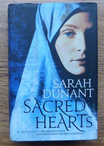 1 of 1 - Sacred Hearts by Sarah Dunant -Hardback/dustjacket, 2009 Virago Press 1st/1st