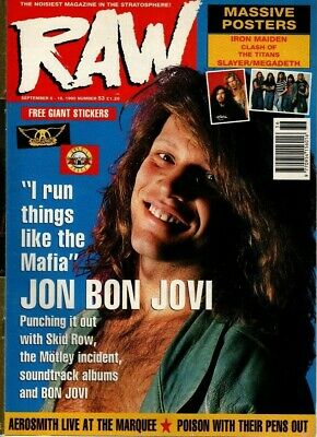 Jon Bon Jovi 80's on Twitter: