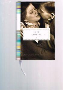 Love-Stories-Everyman-039-s-Pocket-Classics-by-Diana-Secker-Tesdell-Hardback