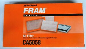 Fram CA5058 Air Filter fits E6AE9601BC E6AZ9601B FA1043 46126 AF1043 A23592