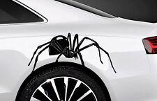 2x Spider Spinnen Autoaufkleber Seitenaufkleber 34cm Tuning SpiMan Tribal Tattoo