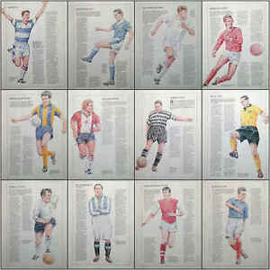 Image is loading Club-Colours-Historical-Football-Kits -Records-Picture-Various- 83f84c327