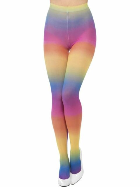 Opaque Tights, RAINBOW #CA