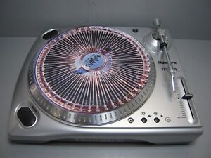 Numark TT1600 MKII Professional DJ Turntable - Tested/Working