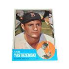 1963 Topps Carl Yastrzemski Boston Red Sox #115 Baseball Card