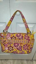 Vera Bradley Yellow And Red Handbag FINAL SALE!