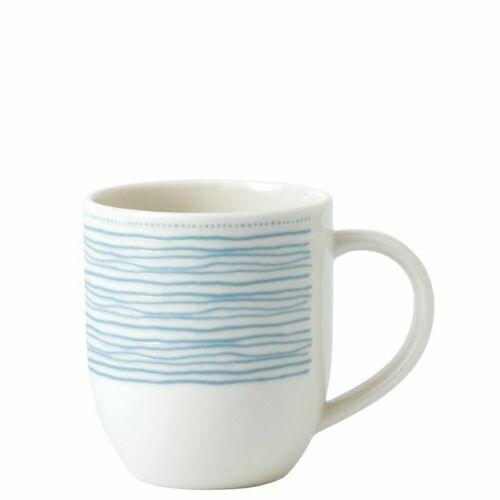 Royal Doulton Ellen Degeneres Polar Blue Dots Porcelain Mug 0.40L