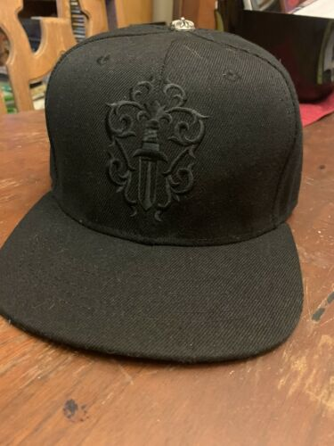 Chrome Hearts Dagger Denim Hat