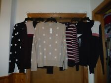 Long Sleeve Crewneck Sweaters GAP 2XL,XL,L,M,Many Color 100/% cotton NWT