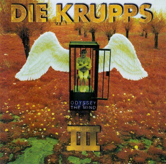 DIE KRUPPS : III - ODYSSEY OF THE MIND / CD - NEUWERTIG