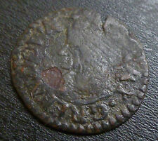 Oxfordshire Watlington 17th Century Farthing Token W214 1/4d 1667 Mary Greendown