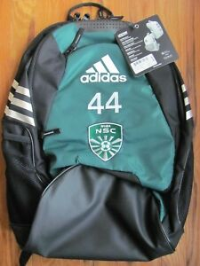 cae0a4ede2d0 adidas Climaproof Stadium II Team Gear Up Soccer Backpack Green NYSA ...