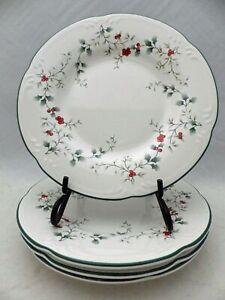 Pfaltzgraff Winterberry pattern - set/lot of 4 Salad plates - USA - EUC