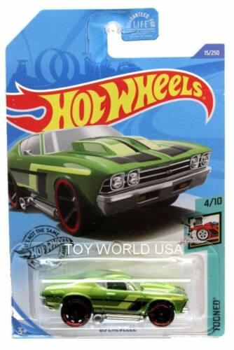 2020 Hot Wheels #15 Tooned /'69 Chevelle