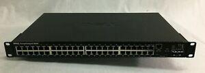 Dell-PowerConnect-5548-GDTPK-48x-1Gbit-2x-SFP-10Gbit