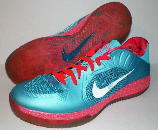 timeless design 00119 1e69e EU 48,5 Men s 14 Nike Lunar Hypergamer Low Rose Limited Edition Basketball  Shoes