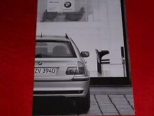 BMW 3er E46 Touring 316i 318i 320i 325i 330i 318d 320d 330d Preisliste von 2005