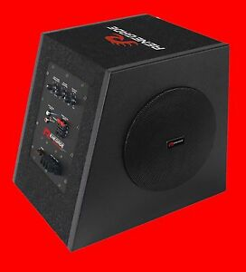 renegade rx800a aktiv subwoofer mit eingebauten verst rker. Black Bedroom Furniture Sets. Home Design Ideas