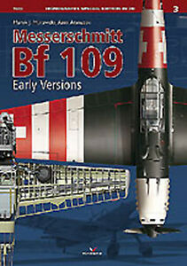 MESSERSCHMITT-BF-109-EARLY-VERSIONS-KAGERO-MONOGRAPHS-SPECIAL-EDITIONS-IN-3D-3